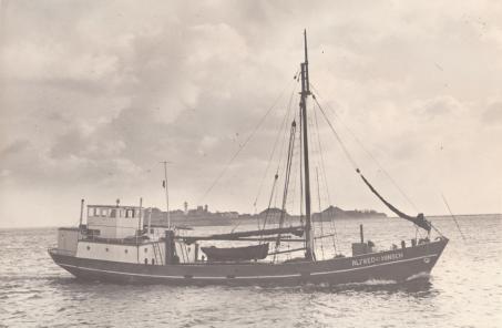 Ship Alfred Hinsch